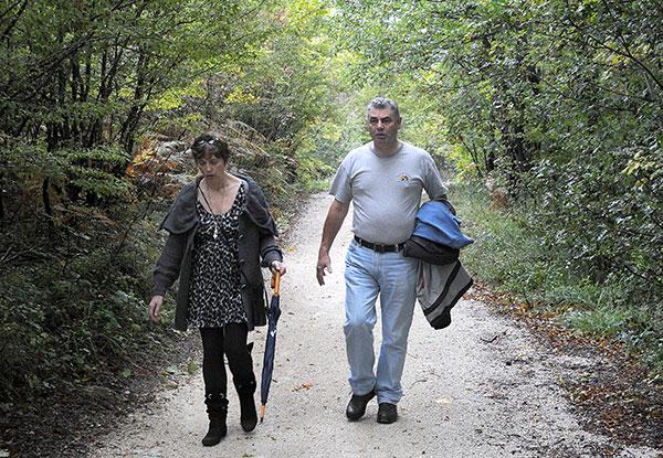 Stuart & Gail Capaldi