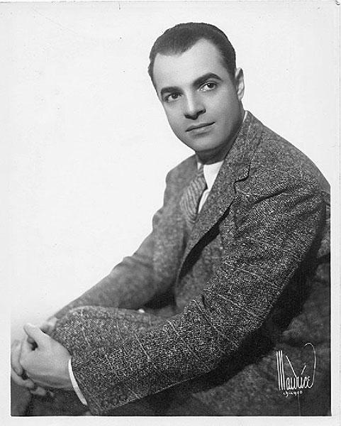 Emilio Di Salvi circa 1930 - Assunta Maria Capaldi