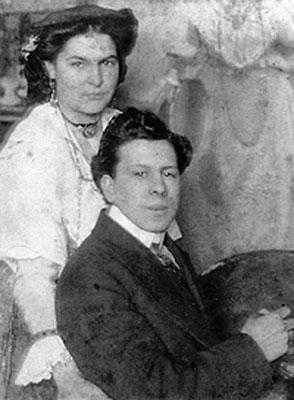 Filomena Capaldi & Leandro Mendoza